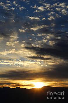 Kate Avery - Sunrise from Mt. Elbert