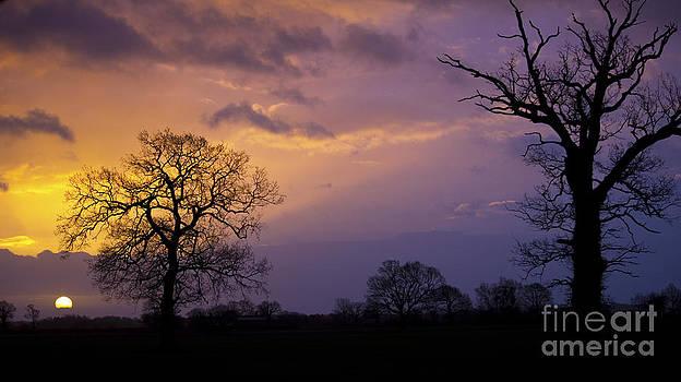 Darren Burroughs - Sunrise landscape