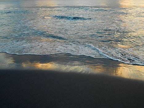 Sunrise Reflections by Sheila Silverstein