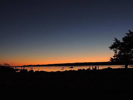 Sunset  by Anastasia Konn