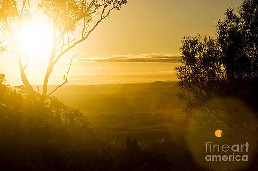 Tim Hester - Sunset Flare