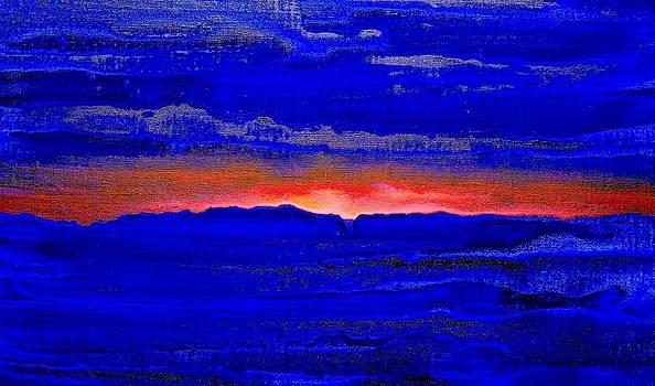 Sunset 2005 by Karl Leonhardtsberger