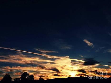 Sunset  by Saska V