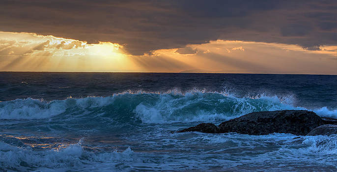 Cliff Wassmann - Sunset Waves