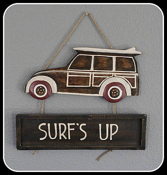 Surfs Up by Kip Krause