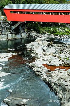 Edward Fielding - Taftsville Covered Bridge Vermont