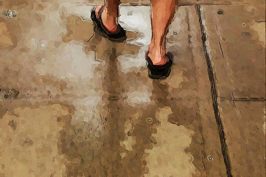 Karol Livote - Taking Steps