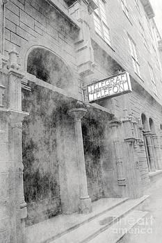 Sophie Vigneault - Telegraf Building in Foggy Oslo