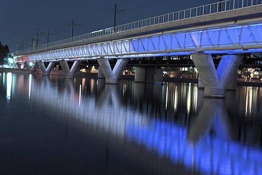 Tam Ryan - Tempe Light Rail Bridge