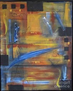 Tequila Sunrise by Karen Day-Vath