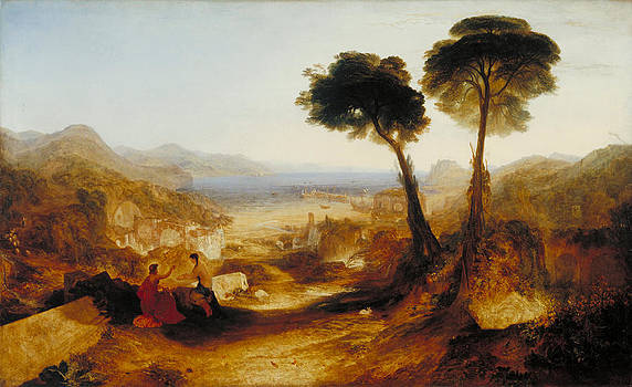 The Bay Of Baiae by Joseph William Mallord Turner