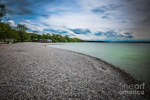 Hannes Cmarits - The beach