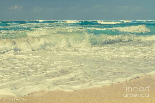 The Beach by Sharon Mau