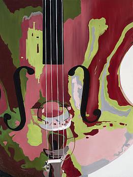 The Big Bass by Alexandra  Kube