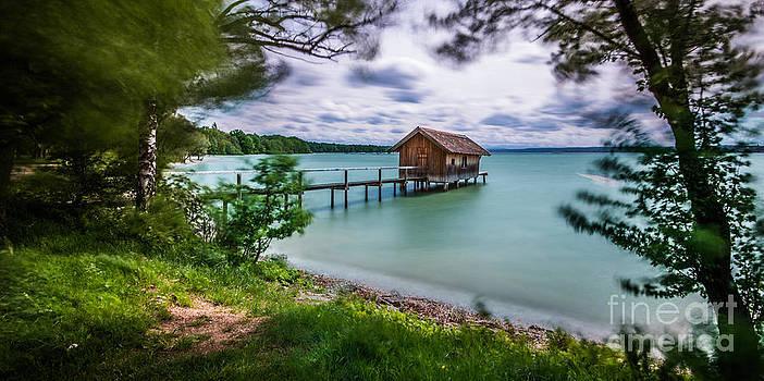 Hannes Cmarits - the boats house