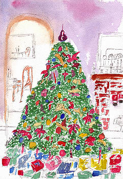 The Christmas Tree by Wade Binford