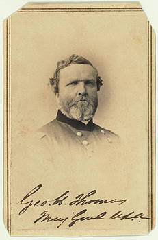 The Civil War. Major General George by Everett