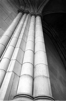 Harold E McCray - The Columns--Washington National Cathedral