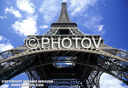The Eiffel Tower - Paris - France by Hisham Ibrahim