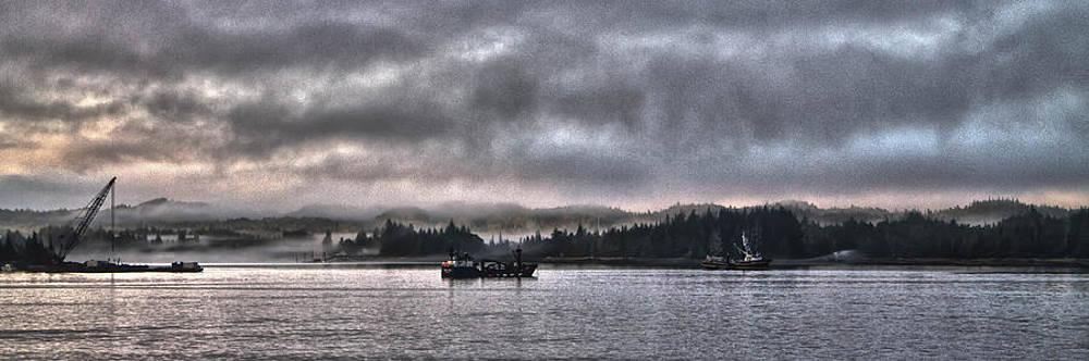The fog by Timothy Latta