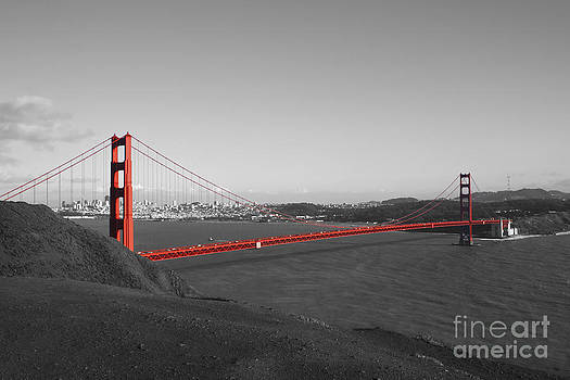 The Golden Gate by Martina Roth