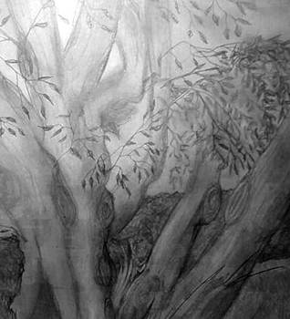 The Great Tree by Lee Green