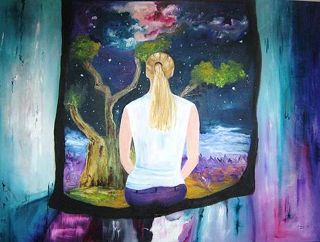 The Hallucination by Doris Cohen