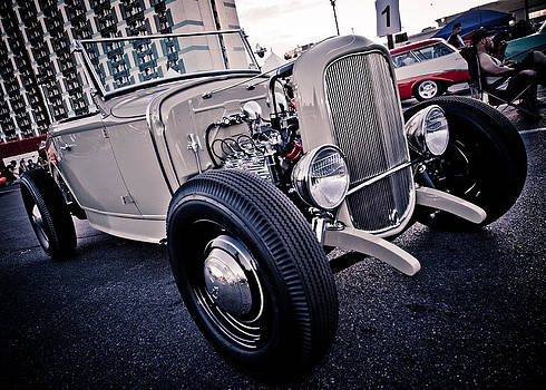 The Hot Rod by Merrick Imagery