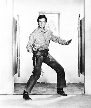The Lawless Breed, Rock Hudson, 1953 by Everett