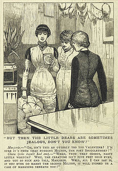 The Little Dears Are Sometimes Jealous by British Library