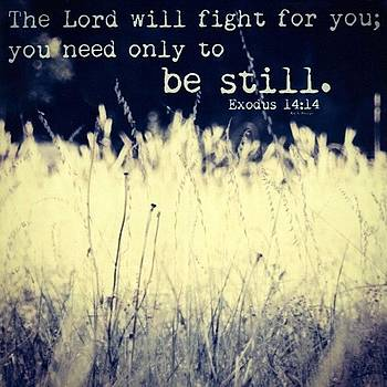 the Lord Will Fight For You; You Need by Traci Beeson