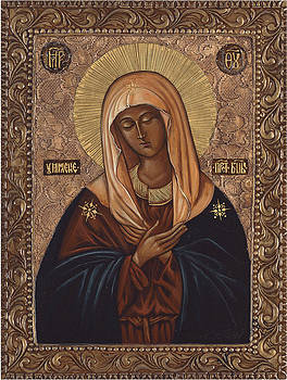 The Mother of God of Humility by Fr Barney Deane