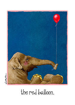 The Red Balloon... by Will Bullas
