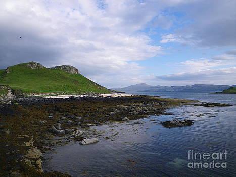 The Scottish Coast by AC Hamilton