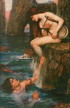 John William Waterhouse - The Siren