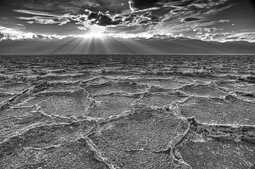 The Sparkle of Badwater by Tony Santo