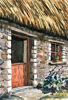 Val Byrne - The Stone House