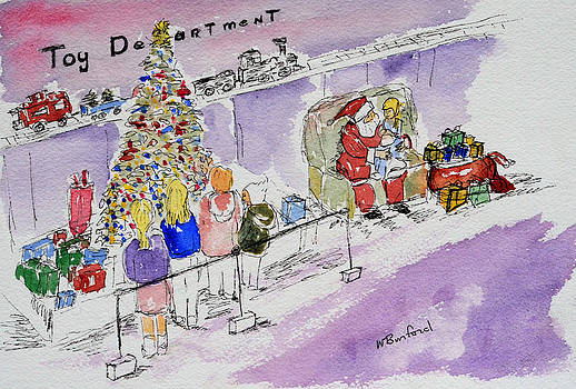 The Toy Department by Wade Binford