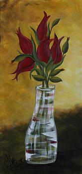 The Vase by Molly Roberts