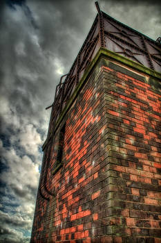 The Water Tower by Darren Marshall
