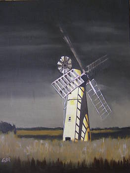 The Windmill by Eric Burgess-Ray