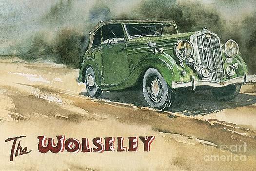 Roland Byrne - The Wolseley