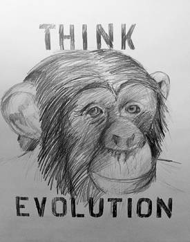 Think Evolution by Gerry High