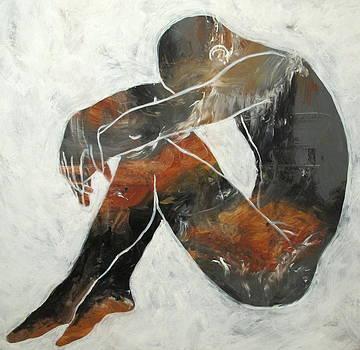Thinking by Nina Sunde