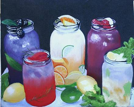 Thirst Quenchers by Michele Turney