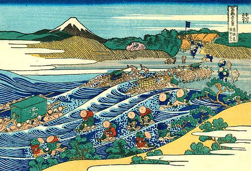 Thirty Six Views Of Mount Fuji by Katsushika Hokusai