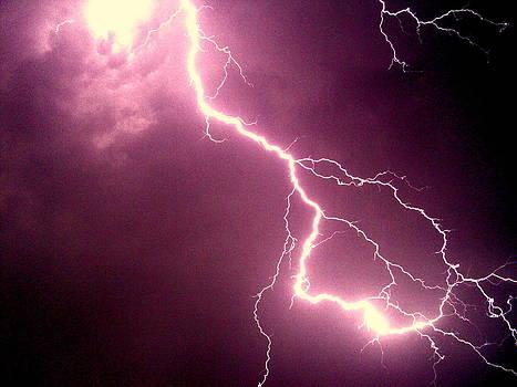 Lightning by Salman Ravish