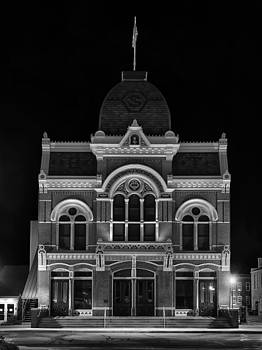 Tibbits Opera House by Dennis James