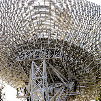 Steven Ralser - Tidbinbilla Deep Space Station