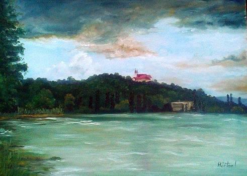 Tihany by Ibolya Marton